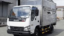 Bán xe tải Isuzu 1.9 tấn thùng kín dài 3m5   QKRF 230