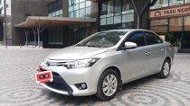 Ô Tô Thủ Đô bán Toyota Vios 1.5 MT sx 2018, màu bạc 455 triệu