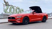 Bán xe Ford Mustang Convertible đời 2019, màu đỏ, nhập khẩu