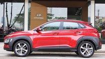 Bán Hyundai Kona 2019, màu xanh lam, 606 triệu. Giao ngay, hỗ trợ vay NH 80%