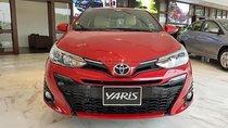 Bán ô tô Toyota Yaris 1.5G đời 2019, màu đỏ, xe nhập