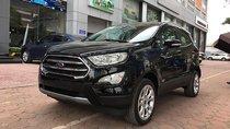 Bán Ford EcoSport sản xuất năm 2019, màu đen, giá 595tr