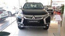 Cần bán xe Mitsubishi Pajero Sport 2.4D 4x2 AT sản xuất năm 2019, màu đen, nhập khẩu