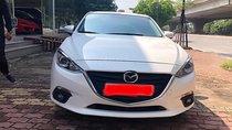 Bán ô tô Mazda 3 1.5 AT đời 2015, màu trắng giá cạnh tranh