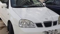 Cần bán xe Daewoo Lacetti ex năm 2007, màu trắng chính chủ, giá 145tr