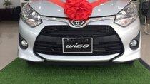 Bán Toyota Wigo 1.2G 2019 giảm giá cực sốc, giao xe ngay, hỗ trợ mọi thủ tục