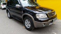 Bán xe Ford Escape XLT 2006, số tự động, màu đen, chính chủ BSTP