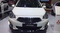 Bán Mitsubishi Attrage sản xuất 2019, nhập khẩu giá chỉ 375 triệu đồng. Hỗ trợ trả góp 85%