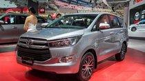 Toyota Innova thế hệ mới có thể thế tùy chọn diesel bằng hybrid