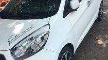 Bán Kia Morning Si sản xuất năm 2015, màu trắng, xe gia đình