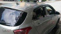 Bán Hyundai Grand i10 sản xuất 2016, màu bạc, xe nhập