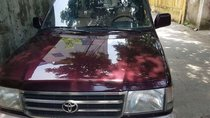 Cần bán gấp Toyota Zace năm 2002, màu đỏ, xe đi giữ gìn nên còn rất đẹp