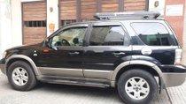 Bán xe Ford Escape 3.0AT đời 2004, màu đen, số tự động