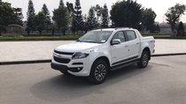 Bán Chevrolet Colorado High Country 2019, màu trắng, xe nhập