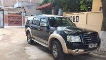 Cần bán Ford Everest đời 2008, màu đen, đăng ký đầu năm 2009