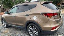 Cần bán xe Hyundai Santa Fe 2018, còn rất mới 97%