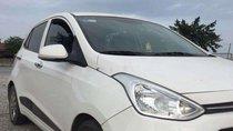 Bán Hyundai Grand i10 1.2AT 2015, màu trắng, nhập khẩu