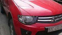 Bán Mitsubishi Triton đời 2014, màu đỏ, nhập khẩu
