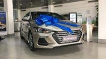 Bán Hyundai Elantra 1.6 turbo đời 2019, màu kem (be), 685tr