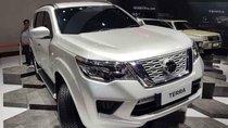 [HOT] Nissan Terra E (1 cầu AT) năm 2018, màu trắng, GIẢM 100 TRIỆU. Hỗ trợ vay 80%.