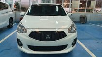 Bán xe Mitsubishi Attrage MT ECO năm sản xuất 2019, màu trắng, nhập khẩu
