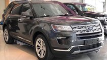 Bán xe Ford Explorer 2019 giảm giá lên đến 160 triệu, tặng BHVC, bệ bước điện giao xe ngay LH: 0933834796