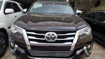 Toyota Fortuner 2.7 SX 2017, ODO 7000km, màu nâu, nhập khẩu
