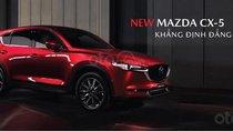 Mazda CX5 thế hệ 6.5 hoàn toàn mới