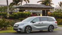Honda Odyssey 2020 bổ sung hộp số tự động 10 cấp