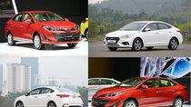 Top 5 thương hiệu ô tô bán chạy nhất tháng 7 năm 2019