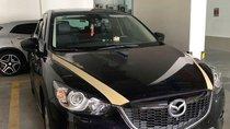 Bán Mazda CX 5 2015, màu đen, nhập khẩu còn mới