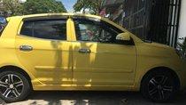 Bán xe Kia Morning đời 2009, màu vàng cát, số tự động