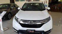 Bán ô tô Honda CR V năm sản xuất 2019, màu trắng, nhập khẩu nguyên chiếc, giá chỉ 983 triệu