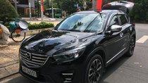 Bán Mazda CX 5 đời 2016, màu đen
