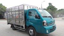 Bán Kia K250 sản xuất năm 2019, màu xanh lam, xe tải thùng chở vịt