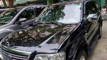 Bán Ford Escape 2.3 AT năm 2005, màu đen xe gia đình, giá chỉ 245 triệu