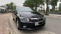 Bán Honda Civic 1.8 AT 2013, màu đen, 480 triệu