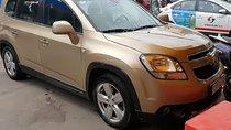 Bán ô tô Chevrolet Orlando 1.8LTZ đời 2011, màu vàng