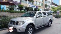 Ô Tô Thủ Đô bán Nissan Navara LE 2.5MT 4WD 2013, màu bạc 359 triệu