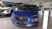 Bán Hyundai Kona đời 2019, màu xanh giá 715 triệu