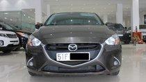 Bán Mazda 2 1.5 AT sản xuất 2016, màu nâu, 455tr