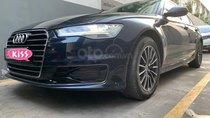 Cần bán Audi A6 1.8 TFSI đời 2015, màu xanh đen, xe nhập chính chủ, xe đẹp - số đẹp