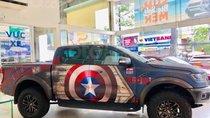 Bán xe Ranger giảm ngay 30 triệu, nắp thùng, BH, phim