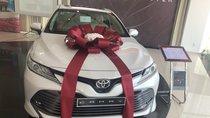 Bán xe Toyota Camry 2.0G, 2.5Q trắng Ngọc Trai, nhập khẩu nguyên chiếc - Giao ngay