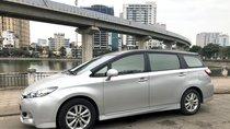 Bán ô tô Toyota Wish 7 chỗ, màu bạc, xe nhập, giá chỉ 590 triệu