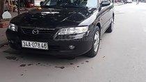 Cần bán xe Mazda 626 2.0 MT năm 2001, màu đen, nhập khẩu