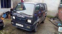 Bán Suzuki Super Carry Van năm 1995, màu xanh lam, nhập khẩu nguyên chiếc, giá chỉ 27 triệu