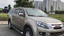 Cần bán Isuzu Dmax LS 3.0 MT 4x2 đời 2014, màu bạc, nhập khẩu Thái Lan