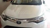 Cần bán Toyota Vios 2016, màu trắng, nhập khẩu nguyên chiếc