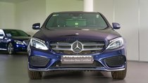 Bán Mercedes C300 AMG hàng trưng bày, 99%